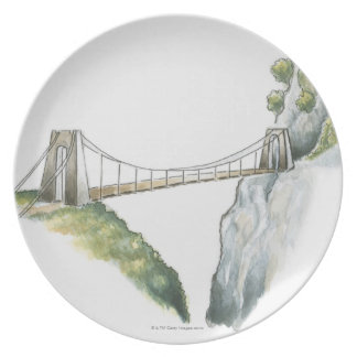 Passerelle Dinner Plate