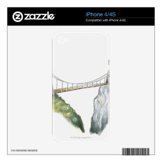 Passerelle iPhone 4S Decals