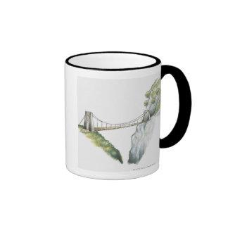 Passerelle Ringer Mug