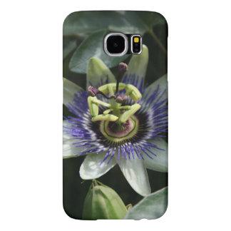 Passiflora - Fleur de la Passion Samsung Galaxy S6 Cases