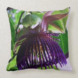 Passiflora Laurifolia Pillow