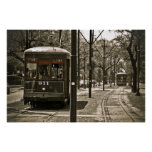 Passing Streetcars Poster