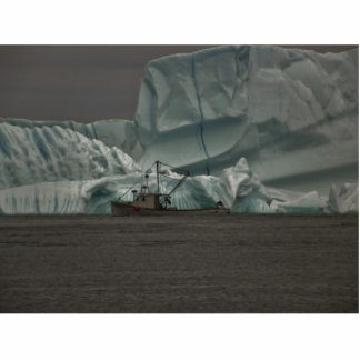 Passing the Ice Giant Photo Cutout