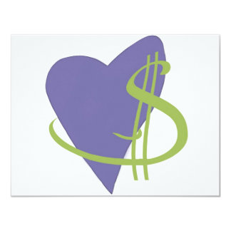 Passion2Pension Heart Card