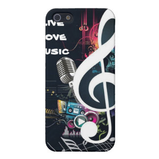 Passion 4 Music iPhone 5 Covers