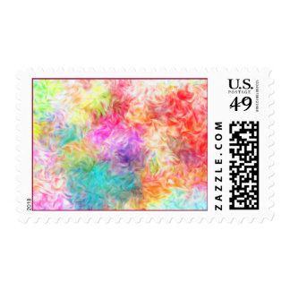 Passion A4 Postage Stamp