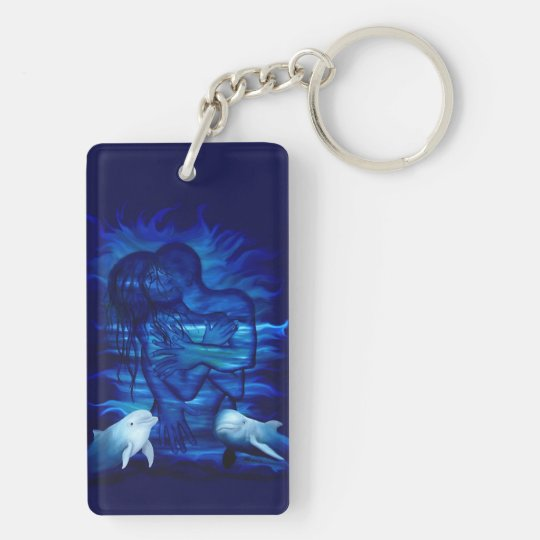 Passion act - pair with Dolphin pair Keychain