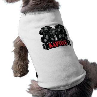 PASSION AN FURY Pet T-shirt