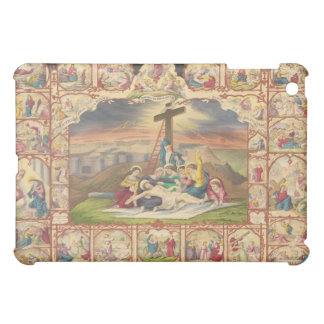 Passion and Life of Our Lord Jesus Christ Collage iPad Mini Cover