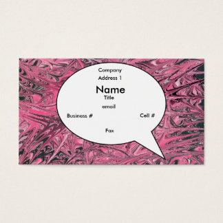 Passion Bubble Card (Futura)