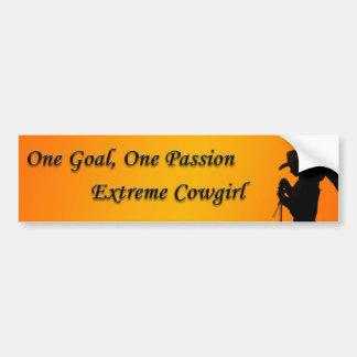 Passion Bumper Sticker