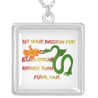 Passion Burn Bright Necklace