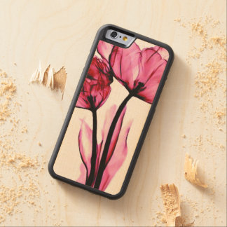 Passion Carved Maple iPhone 6 Bumper Case