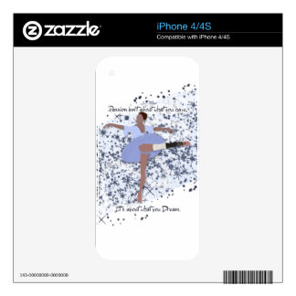 Passion: Dream Decals For The iPhone 4S