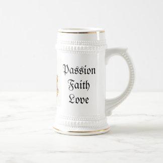 Passion Faith Love Stein