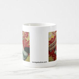 Passion Flower Classic White Coffee Mug