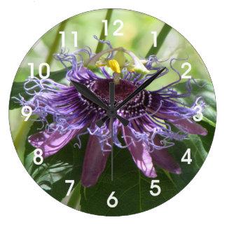 Passion Flower Clock