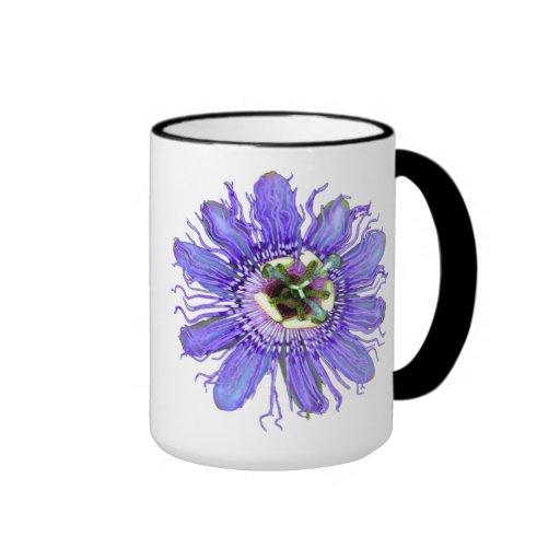 Passion flower coffee mug zazzle for Passion coffee