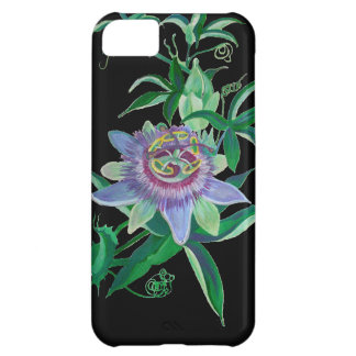 Passion Flower Cover For iPhone 5C
