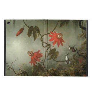 Passion Flowers and Hummingbirds iPad Air Covers