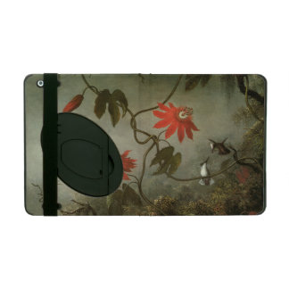 Passion Flowers and Hummingbirds iPad Folio Cases