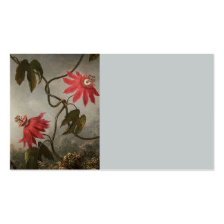 Passion Flowers Business Card