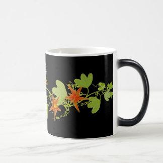Passion Flowers Magic Mug