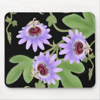 Passion Flowers Mousepad