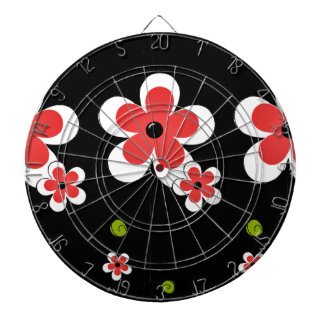Passion For Poppies Dart Board