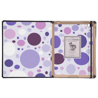 Passion For Purple iPad Case