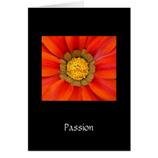Passion For Whatever You Do Notecard