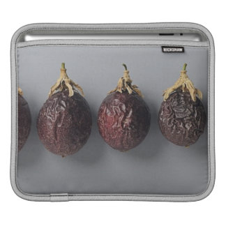 Passion fruit aging iPad sleeves