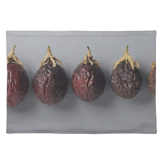 Passion fruit aging placemat