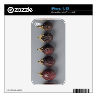 Passion fruit aging skins for iPhone 4S