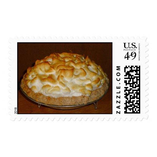 Passion Fruit Meringue Pie Postage