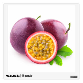 Passion fruits wall decal