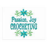 Passion Joy Crocheting Post Cards