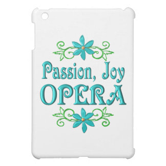 Passion Joy Opera iPad Mini Covers