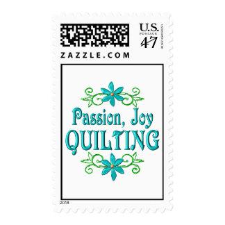 Passion Joy Quilting Postage