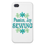 Passion Joy Sewing Cover For iPhone 4