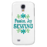 Passion Joy Sewing Samsung Galaxy S4 Cases