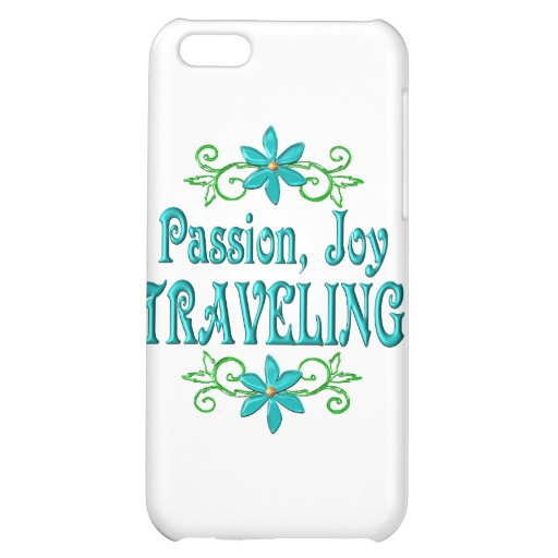 Passion Joy Traveling Case For iPhone 5C