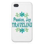 Passion Joy Traveling iPhone 4 Case
