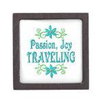 Passion Joy Traveling Premium Jewelry Boxes