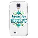 Passion Joy Traveling Samsung Galaxy S4 Case