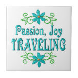 Passion Joy Traveling Tile