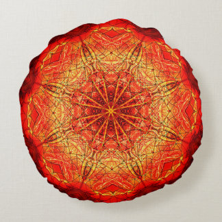 Passion Round Pillow