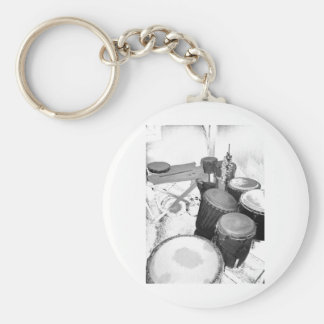 passion percussion keychain