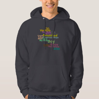 Passion Play Through the Years Hoodie