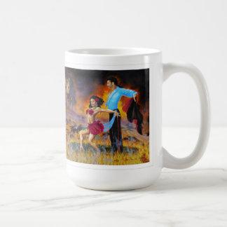 Passion Poppy Coffee Mug